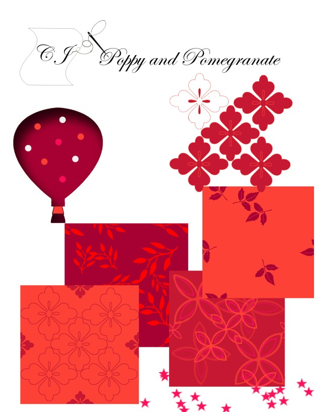 Poppy & Pomegranate